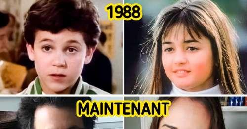 """Découvre à quoi ressemblent certains acteurs des """"Années coup de cœur"""", 33 ans après sa première diffusion"""