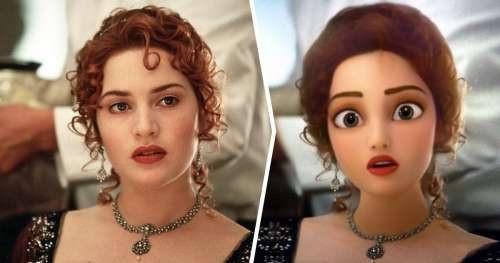 À quoi ressembleraient ces 18 personnages de films célèbres s'ils étaient dessinés par les studios Disney