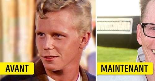 """Voici l'évolution des acteurs de """"Grease"""", 42 ans après la sortie du film"""
