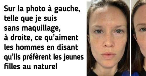 19 Jeunes femmes nous prouvent qu'un maquillage réussi est toujours plus avantageux que Photoshop et tous les filtres réunis