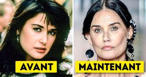 """Voici à quoi ressemblent aujourd'hui les 16 """"It Girls"""" des années 80-90 dont tout le monde était amoureux"""