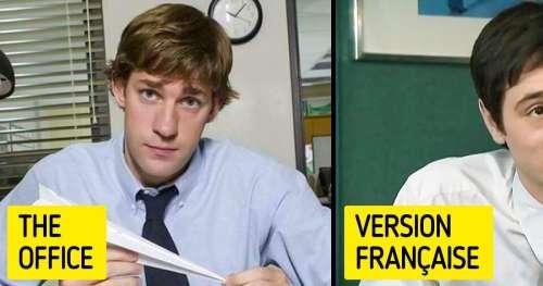 """Voici la version française des acteurs de la série """"The Office"""""""