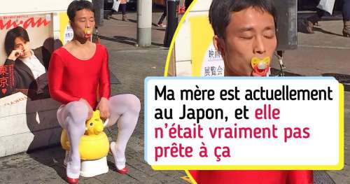 20+ Photos du Japon très étonnantes pour nous, mais tout à fait naturelles pour les habitants de ce pays