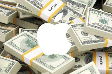 Résultats financiers d'Apple : le bénéfice a quasiment doublé, gros succès pour l'iPhone