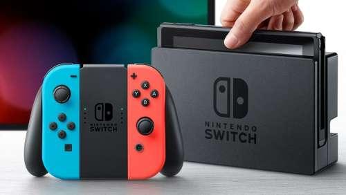 Super Nintendo Switch : un dock compatible 4K évoqué dans une mise à jour