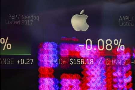 Apple atteint 2 500 milliards de dollars de capitalisation, un record