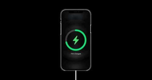L'iPhone 13 pourrait supporter la charge rapide à 25W