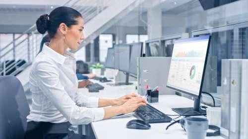 Moniteur PC : quels types d'usages conviennent à un écran PC 24 pouces ?