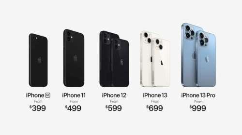iPhone 13 Pro : ce qu'il faut savoir sur le smartphone événement