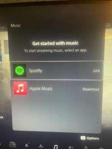 PlayStation 5 : Apple Music arrive sur la PS5