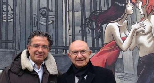Patrick Mardikian en passe de présider la Cité de la Bande Dessinée d'Angoulême