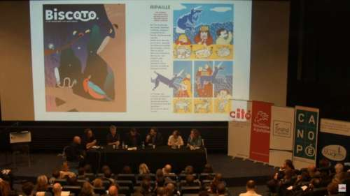 Cité de la BD d'Angoulême : les 4e Rencontres internationales de la BD s'intéressent au patrimoine