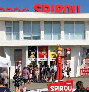 Cette année, le Festival Spirou se déroulera dans le Parc Spirou Provence