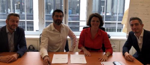 Solution de réfraction en 5 minutes : partenariat stratégique entre un verrier français et une start-up