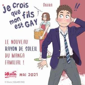 Annonce : Je crois que mon fils est gay
