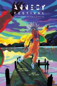 Festival international du film d'animation à Annecy (Du 14 au 19 juin 2021)