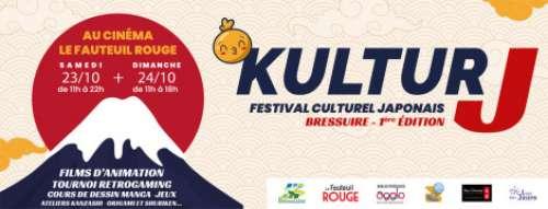 Festival Kultur J à Bressuire (Les 23 et 24 octobre 2021)
