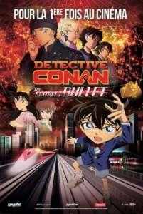 Detective Conan: The Scarlet Bullet au cinéma (À partir du 21 avril 2021)