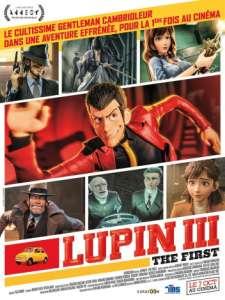 Lupin III: The First  au cinéma (À partir du 7 octobre 2020)