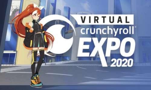 Crunchyroll Expo  en ligne (Du 4 au 6 septembre 2020)