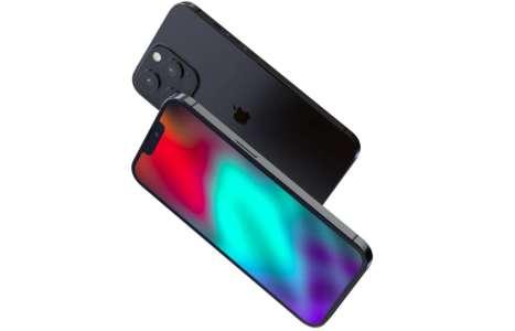 iPhone 13 : Apple abandonnerait la capacité de 64 Go et proposerait 1 To avec le modèle Pro