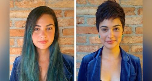 15 femmes qui ont eu le courage de couper leurs longs cheveux et ont fait le meilleur choix