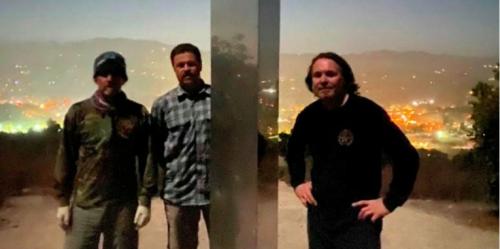 Dénouement. Les artistes à l'origine du mystérieux monolithe en Californie révèlent leur identitéThe New York Times 07/12/2020 - 12:14