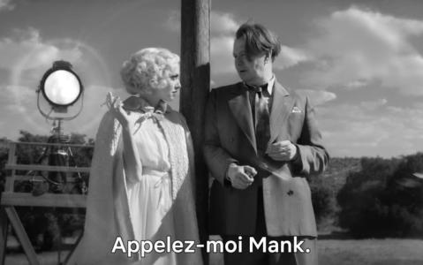"""Buzz. """"Mank"""", sur Netflix: le film de David Fincher en lice pour l'oscar du meilleur mèmeThe Ringer 11/12/2020 - 14:31"""
