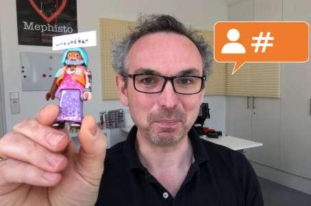 La personne à suivre. Pour l'Allemand Michael Sommer, Dieu est un PlaymobilSüddeutsche Zeitung 10/05/2021 - 06:25
