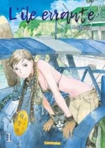 L'île Errante – tome 1 de Kenji Tsuruta