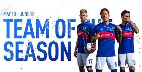 FIFA 21 Team of the Season Promo Event – TOTS Players and Offers