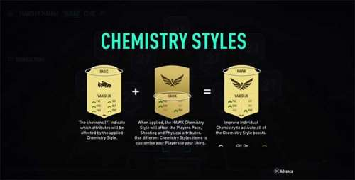 The Best Chemistry Styles for FIFA 21 Ultimate Team