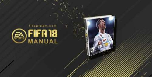 FIFA 18 Manual – Digital Game Manual Instructions