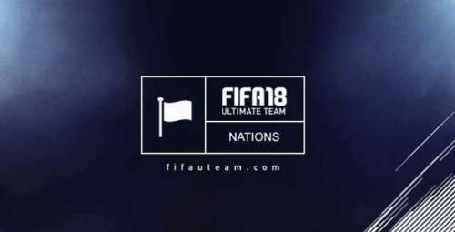 FIFA 18 Nations Squad Guide