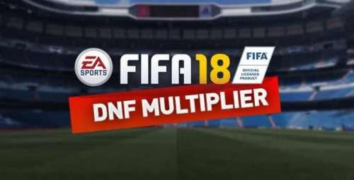 DNF Multiplier Guide for FIFA 18 Ultimate Team