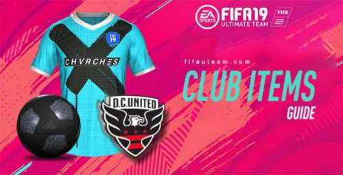 FIFA 19 Club Items Guide – Kits, Badges, Balls and Stadiums