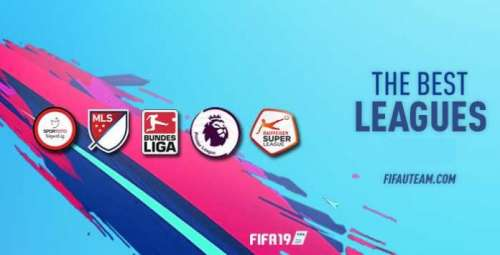 The Best Leagues to Play on FIFA 19 Ultimate Team