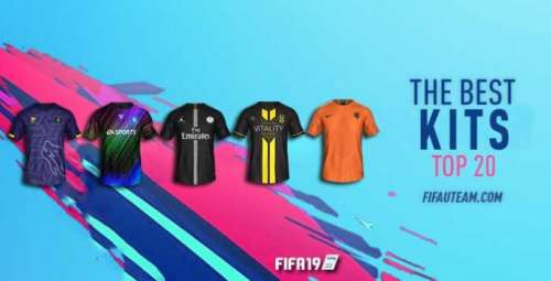 FIFA 19 Kits – The Best Kits for FIFA 19 Ultimate Team