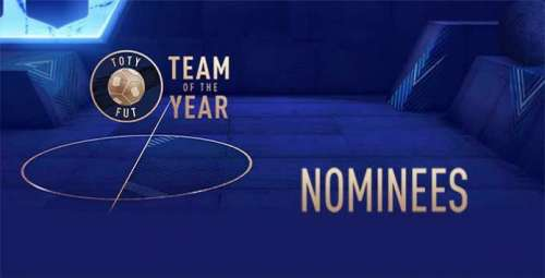 FIFA 19 TOTY Nominees – Team of the Year Players Shortlist