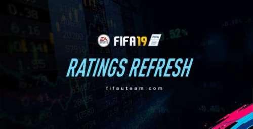 FIFA 19 Ratings Refresh – FIFA 19 Winter Upgrades