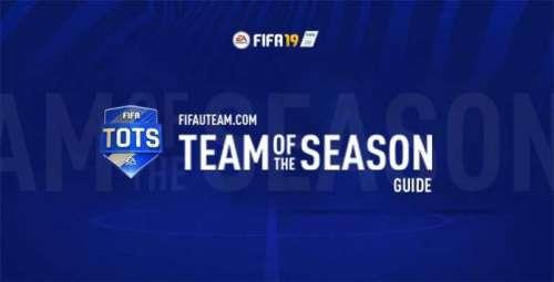 FIFA 19 Team of the Season Guide