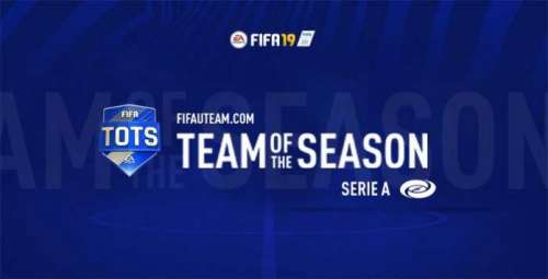 FIFA 19 Serie A Team of the Season