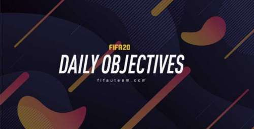 FIFA 20 Daily Objectives List and Rewards