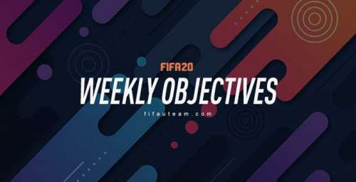 FIFA 20 Weekly Objectives Calendar and Rewards