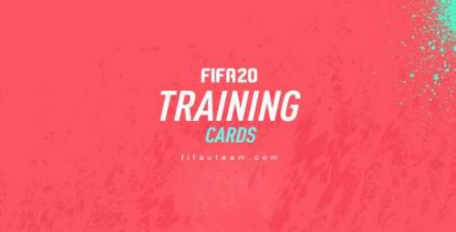 FIFA 20 Training Cards Guide for Players and Goalkeepers