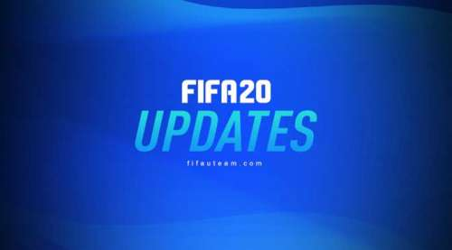 Server and FIFA 20 Update History for PlayStation, Xbox and PC