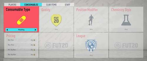 FIFA 20 Fitness Guide for Ultimate Team