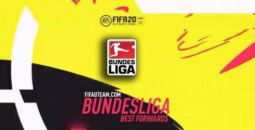 FIFA 20 Bundesliga Forwards Guide