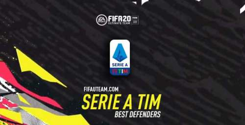 FIFA 20 Serie A Defenders Guide