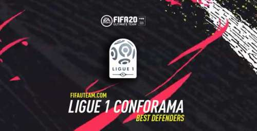FIFA 20 Ligue 1 Defenders Guide